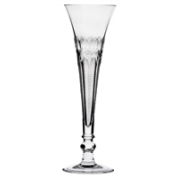 Chatsworth Crystal Grand Champagne Flute by Royal Scot Crystal