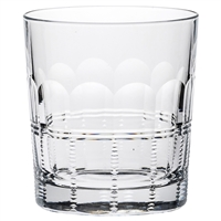 Coronet Large Crystal Whisky Tumbler by Royal Scot Crystal