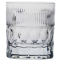 Oxford Large Crystal Whisky Tumbler by Royal Scot Crystal