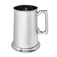 Fine English Pewter Three Pint Tankard by Wentworth of Sheffield