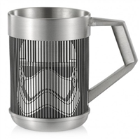 Star Wars Captain Phasma Pewter Coffee or Beer Mug by Royal Selangor