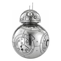 Star Wars BB8 Pewter Trinket Box by Royal Selangor