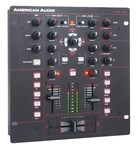 American Audio 10 MXR 2 Channel MIDI/Analog DJ Mixer Control