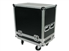 osp ata flight road case for fender hot rod deville 410 guitar amp
