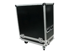 osp ata flight road case for marshall 412 guitar amp cabinet