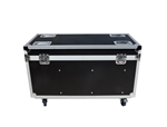 OSP ATA Flight Road Case for 6 Martin Rush MH6 fixtures Stage Lights