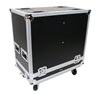 OSP ATA Road Tour Flight Case for 2 JBL PRX712 Speakers