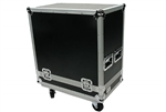 osp ata flight road case for fender super reverb guitar amp