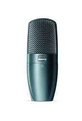 Shure Beta 27 Supercardioid Side-Address Studio Condenser Microphone