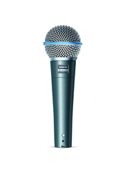 Shure Beta 58A Supercardioid Dynamic Handheld Microphone