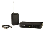 shure BLX14 wireless system for guitar or bass