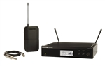 shure BLX14R rack mountable wireless system for guitar or bass