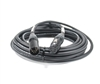 Elite Core 5 Pin High Quality Hand-Built 15' ft DMX Cable Neutrik XX Connectors CSD5-NN