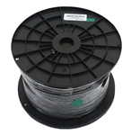 Elite Core Tactical Shielded Soft CAT5E Bulk Cable 500' Spool EC-PROCAT5E-500