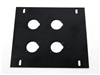 elite core stage floor box 4 d Holes plate
