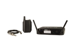 Shure GLXD14 Guitar or Bass Digital 2.4 Hz Wireless System