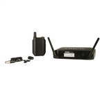 Shure GLXD14/85 Wireless System with WL185 Lavalier Microphone