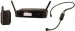 Shure GLXD14/PGA31 Mic Digital Wireless System with PGA31 Headset Microphone