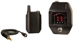 Shure GLXD16 Guitar or Bass Pedal Wireless System with Tuner