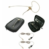 OSP HS-09 Tan EarSet Headworn Microphone For Audio-Technica Wireless bodypack Systems