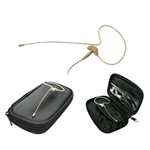 OSP HS-09 Tan EarSet Headworn Microphone For Nady Systems