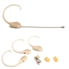 OSP HS-10 Tan Long Boom Interchangeable Earset Mic for AKG Wireless Systems