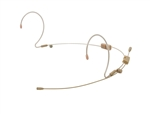 OSP HS-12 Tan EarSet Headworn Microphone For Audio-Technica Systems