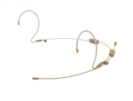 OSP HS-12 Tan EarSet Headworn Microphone For Nady Wireless Bodypack Systems