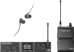 audio-technica m2 in- ear wireless monitoring system