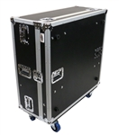 OSP ATA Tour Flight Mixer Road Case with Doghouse for Midas M32 Digital Mixing Console