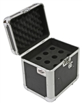 OSP ATA Microphone Flight Road Case Holds 12 Mics