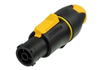 Neutrik PowerCon TRUE1 NAC3FX-W Locking Female Power Cable Connector Rated IP65