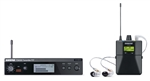 Shure P3TRA215CL Wireless PSM 300 In-Ear Monitor System