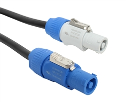 14 Gauge PowerCon Cable 15'