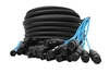 elite core 16 Channel 100' fan to fan xlr extension snake