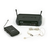 shure pgx14 wireless system with osp hs-06 earset microphone