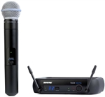 Shure PGXD24-BETA58 Digital Handheld Vocal Wireless Mic System