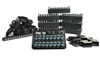 Elite Core PM-16 Complete Personal Mixer 8 User Pack w/IM-16 Analog Input Module