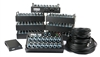 Elite Core PM-16 Complete Personal Mixer 8 User Pack w/IM-16A Digital Input Module