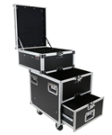 OSP Sliding Drawer Multi-purpose Utility ATA Flight Tour Road Case PRO-WORK-SDC