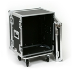 osp 12 space ata effects rack flight road case
