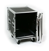 osp 12 space ata amp rack flight road case
