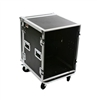 osp 14 space ata amp rack flight road case