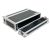 OSP RC2U-10 2 Space ATA Effects Rack Case