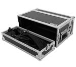 elite core 4 space ata effects rack flight rack road case