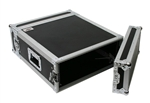 osp 4 space ata amp rack road case