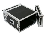 osp 6 space ata amp rack road case