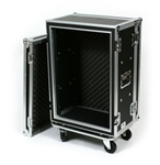 osp 16 space ata effects shock mount flight road case