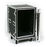 osp 16 space ata amp shock mount flight road case