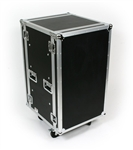 osp 20 space ata effects shock mount flight road case